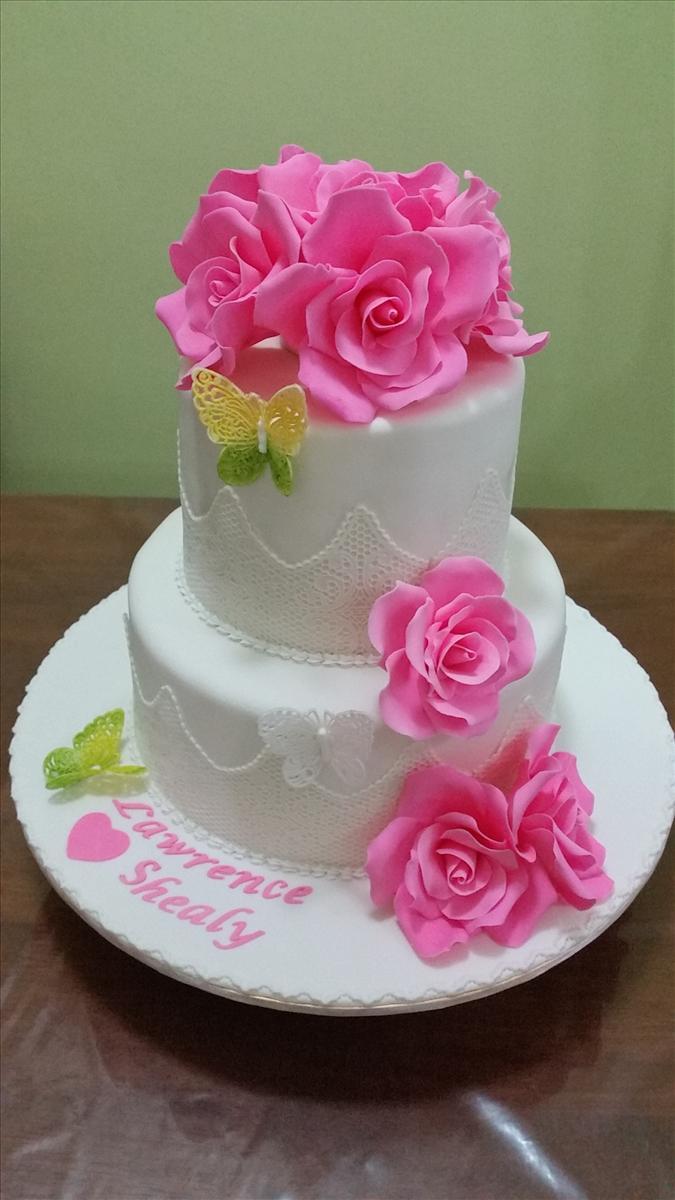 Cakeart And Sugarcraft Wedding Cakes Birthday Cakes
